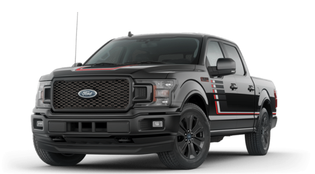 New 2019 Ford F-150 Lariat Truck 1FTEW1E47KFD29963 in Rochester, New York, at West Herr Ford of Rochester